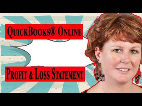 Learn how to customize your QuickBooks Online Profit & Loss