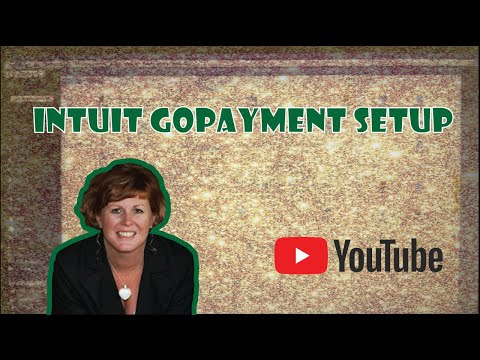 How to setup Intuit GoPayment